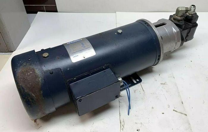 Used Leeson Direct Current Permanent Magnet Motor C145D17FK2B CRSF3-V10 *Warranty*