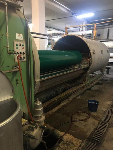 Used Jigger MCS  2000  3000 mm electronic