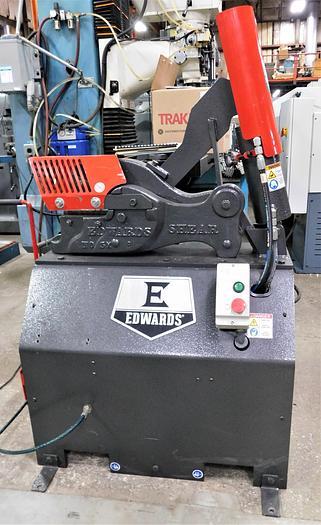 Used 2020 Edwards #7 Hydraulic Alligator Shear