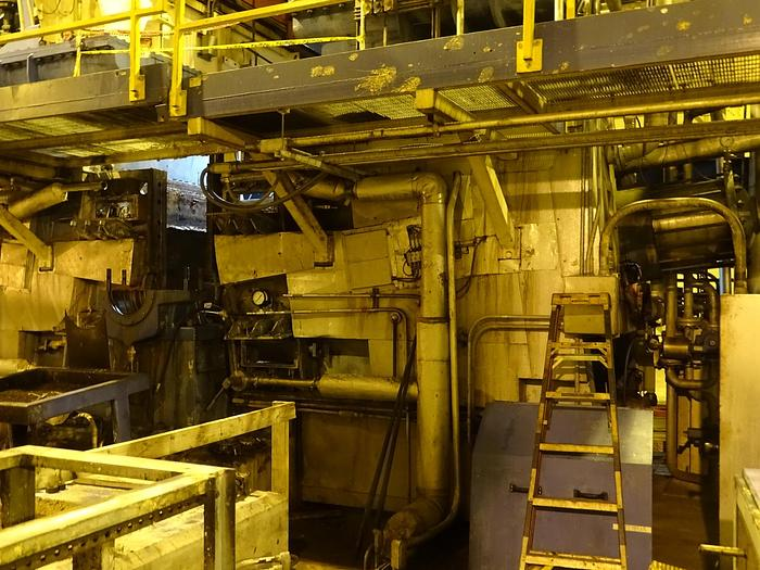 Used TAMPELLA PRESSURIZED WOOD SHREDDERS 75 TPD SIX AVAILABLE