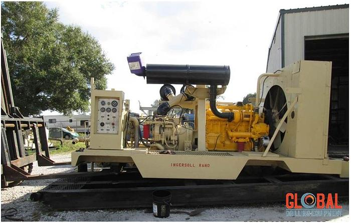 Used Item 0320 :1998 Ingersoll-Rand XHP900SCAR Rotary Air Compressor