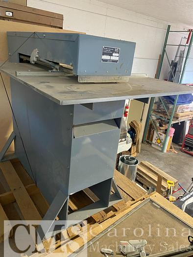 Used 2000 Mar-Bel DLS 26 Laminate Slitter