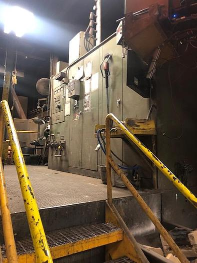 1988 INDUCTOTHERM  FURNACE SYSTEM VIP Power Melt