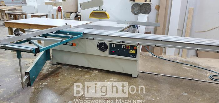2001 Holzher 1243 Sliding Table Saw