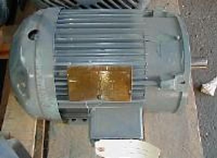 Used 5 HP Lincoln A.C. motor, 184TC frame.
