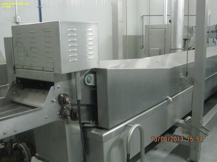 Used MEYN BR400/6000MS Fryer
