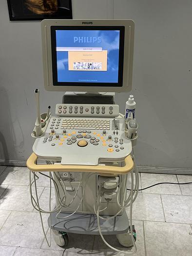 Gebraucht Philips HD 11 XE Ultraschallgerät mit 5x Sonden