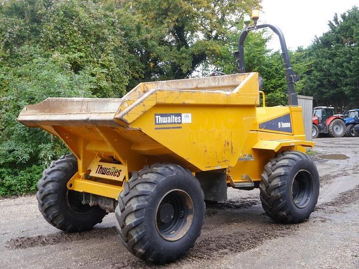 Used Thwaites 9 Ton Dumper
