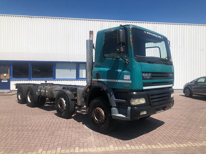 Used 2002 DAF CF 85 430 8X4