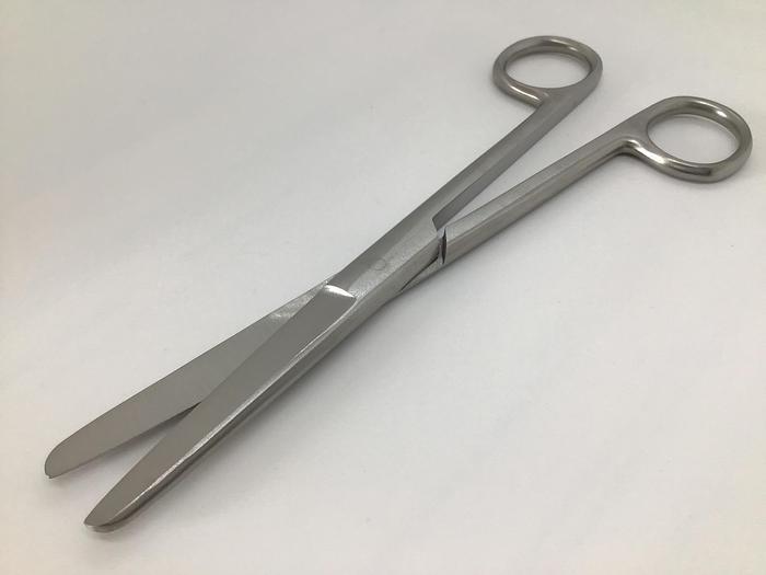 Scissor Surgical Blunt/Blunt Points Straight 178mm (7in)