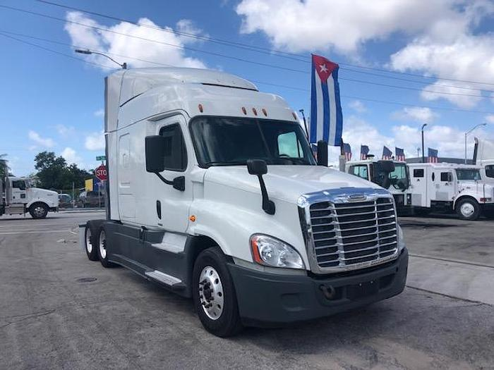 Used 2016 FREIGHTLINER CASCADIA AUTOMATIC