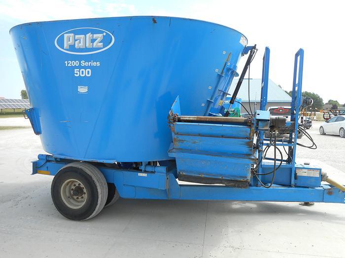 Used 2011 PATZ 500