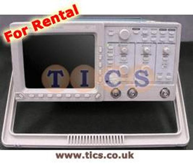 Used Tektronix TDS350