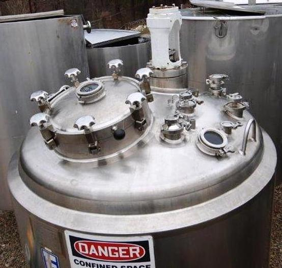 Used Process tank – 1200 liter
