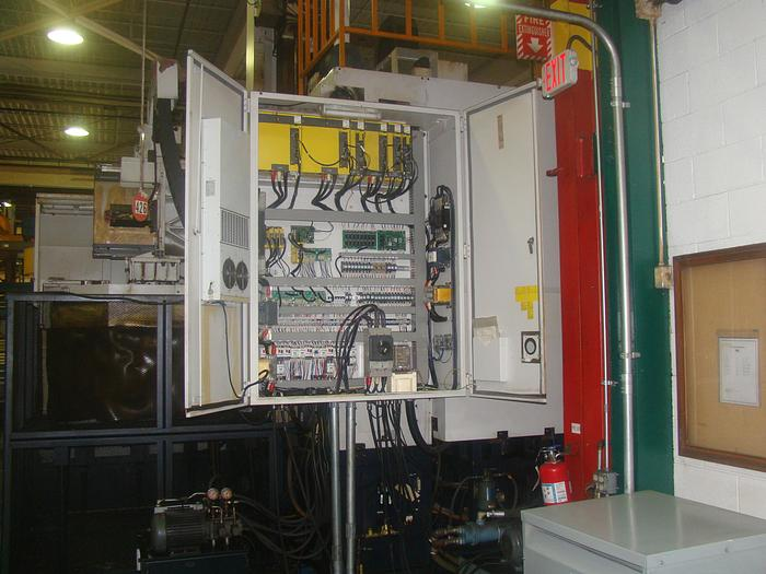 2009 Honor Seiki VL160CM Vertical Turning Center with Live Tooling