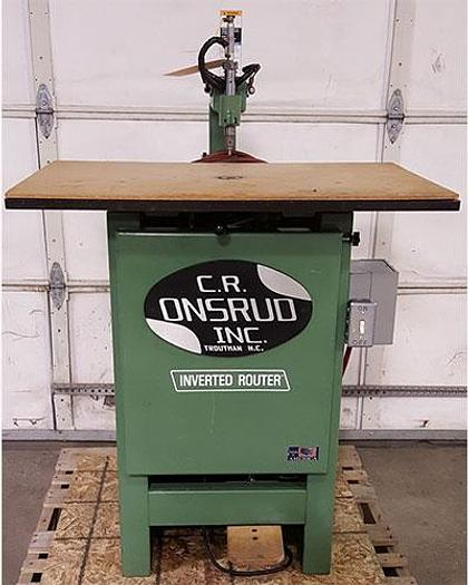Onsrud Model 2003 Inverted Pin Router