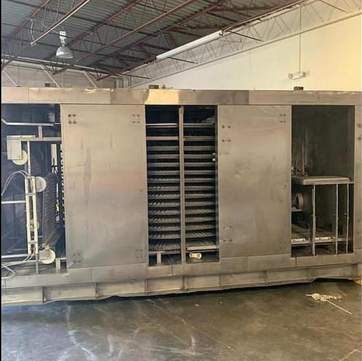 Used 1985 Liquid Carbonic Compact Spiral Freezer