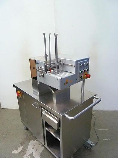 Used I 15110 E - Deblistering Machine RBP BAUER D 3600
