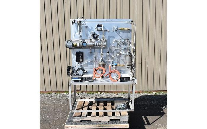 USED THIN FILM EVAPORATOR, LCI LABVAP