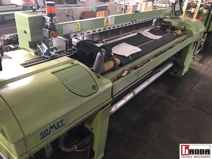 Used SOMET EXCEL 210 cm RATIERA STAUBLI