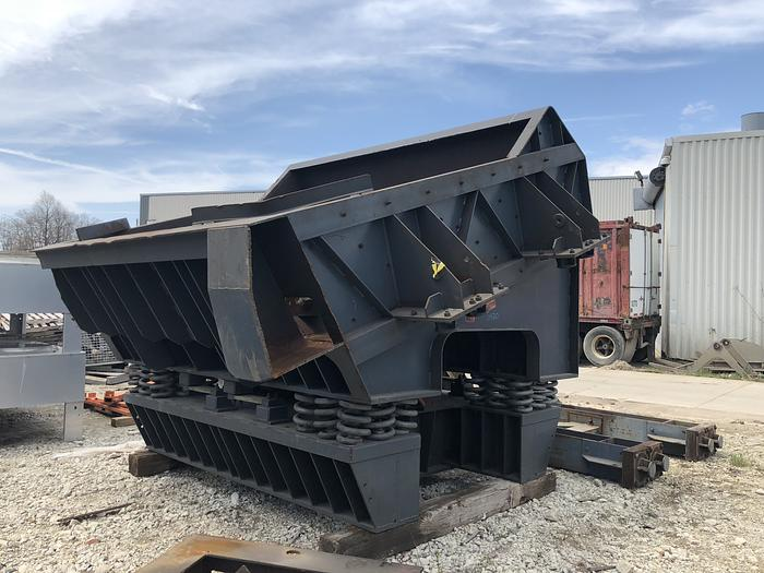2009 GENERAL KINEMATICS VM-240 VIBRAMILL LUMPCRUSHER