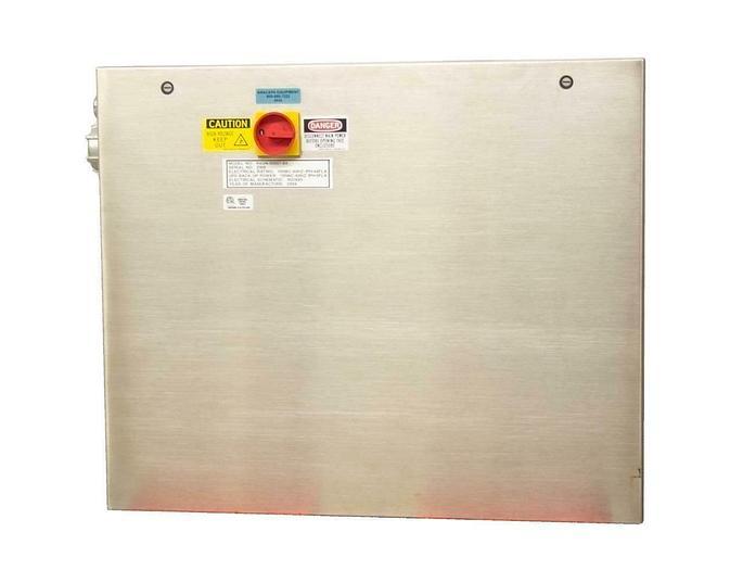 Used Hoffman CSD363010SS Enclosure Electrical Box w/ Allen Bradley PLC + More (8936)R