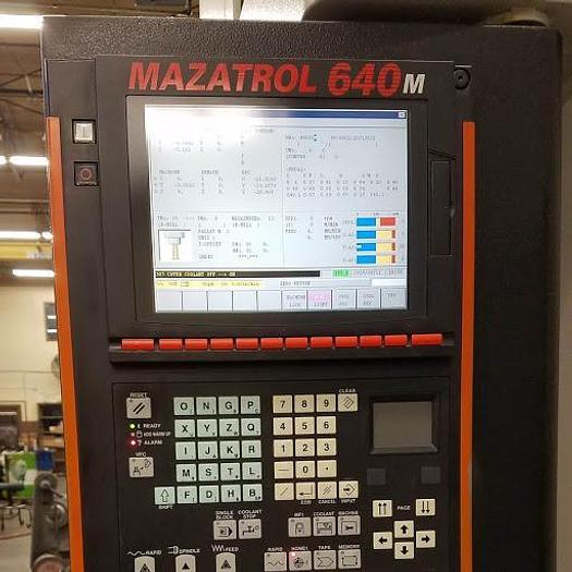 2004 Mazak PFH-4800