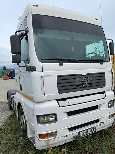 Used 2002 MAN TGA 18.410 , EURO 2