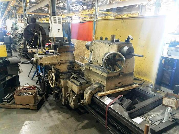 "LeBlond Engine Lathe, 60"" X 240"" 42"" SOC, Threading, Taper, ID17549"