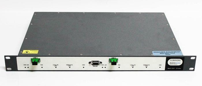 Corning MobileAccess 330-MB-2 Main Unit for 2 Links RF-Optical Main (5689) c