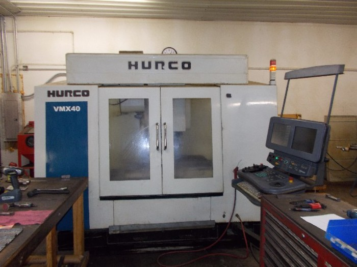 2001 Hurco VMX-40