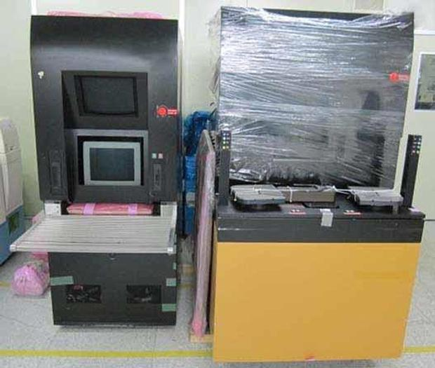 "KLA TENCOR 2135 Wafer inspection system 8"""