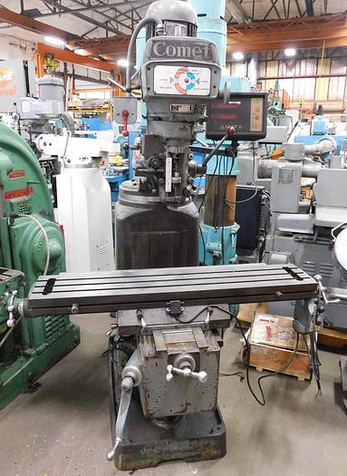 Used Comet Vertical Milling Machine 3VK
