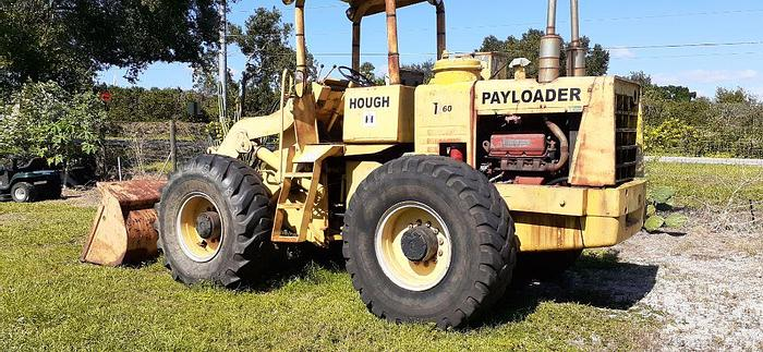 Used 1984 HOUGH H60