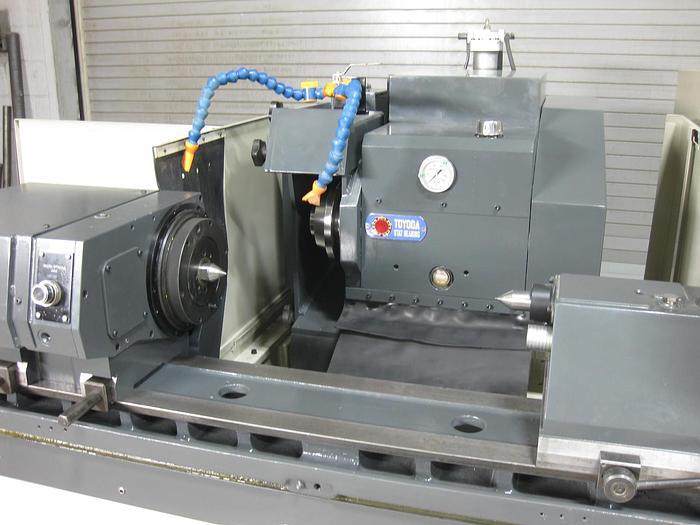 2004 TOYODA GE4P-50 CNC PLAIN CYLINDRICAL GRINDER