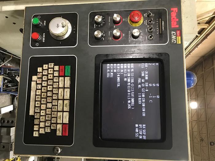 1995 FADAL VMC 6030HT