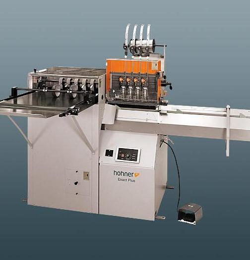 Exact-Plus Paper Stitching Machine