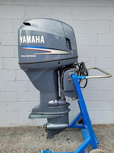 Used 2002 Yamaha F115TXRA