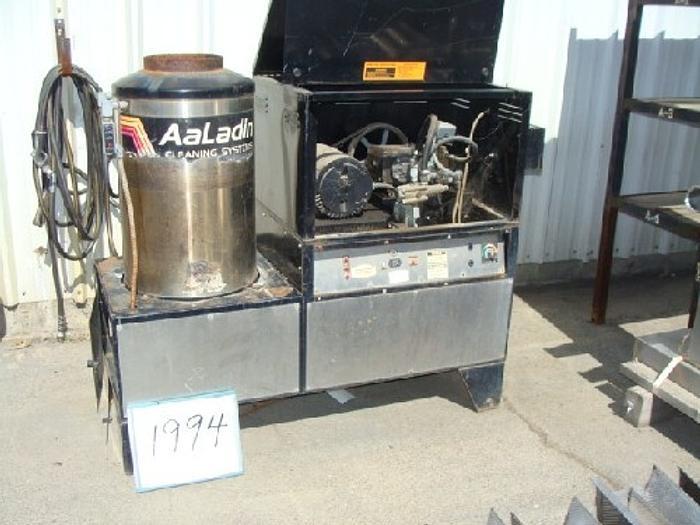 Aaladin 3429, Serial No 39535