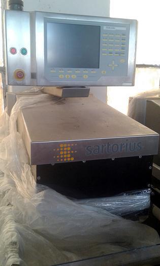(3) Sartorius checkweighers