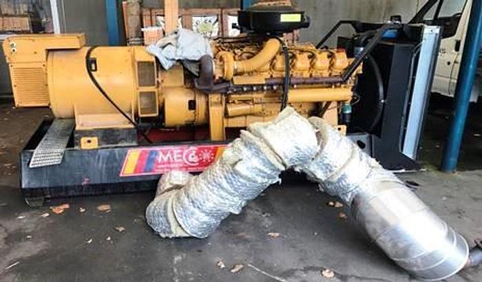 Used Power generator unit
