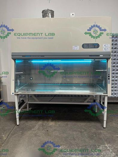 Used Labconco 36214 Purifier Class II Type B2 Delta Series  Biosafety Cabinet 6ft