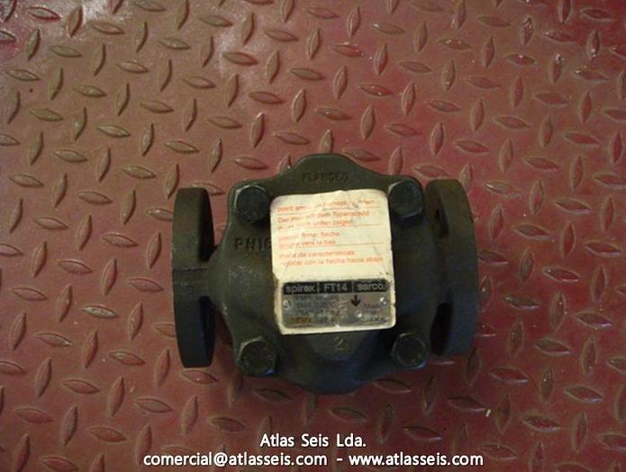 Spirax-Sarco Ball Float Steam Trap FT14