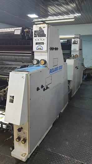 Used Roland 204 TOB