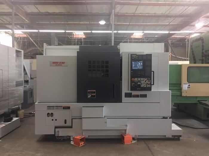Used Mori Seiki NL-2500sy/700 cnc multi-axis Turning Center