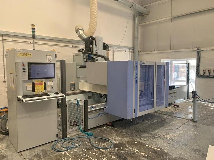 Used 2016 Homag Profi BMG311/33/F/K 5 Axis CNC Router