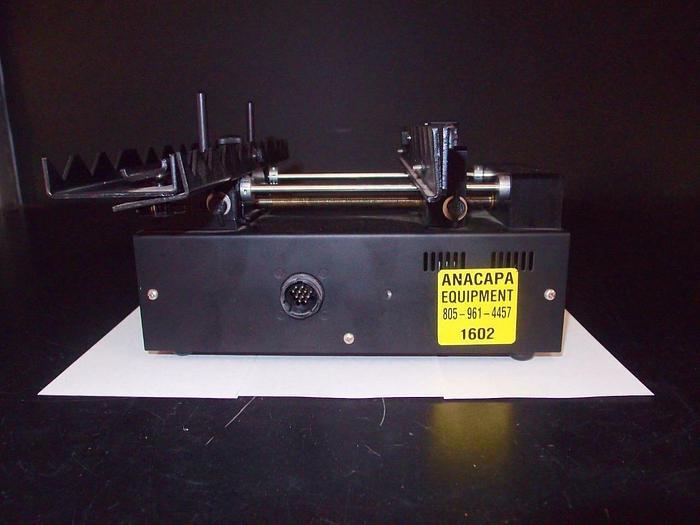 Used 10 Slot Syringe Pump Manifold (1602)