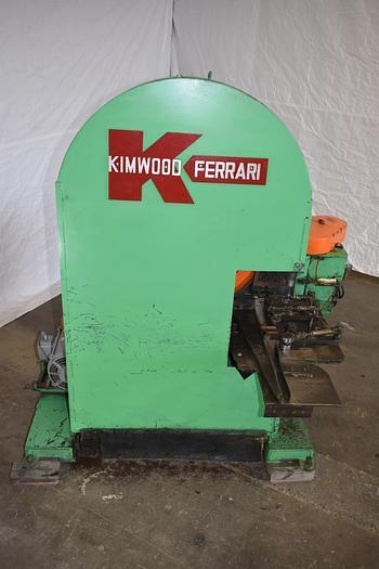 "Used ""Kimwood Ferrari 42 inch vertical band resaw"