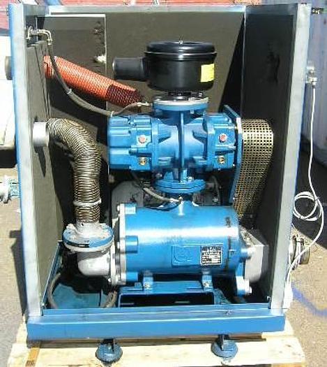 Used Aerzen blower, type GM10S