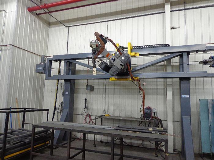 6 Axis Nu Tech Robotic Welder